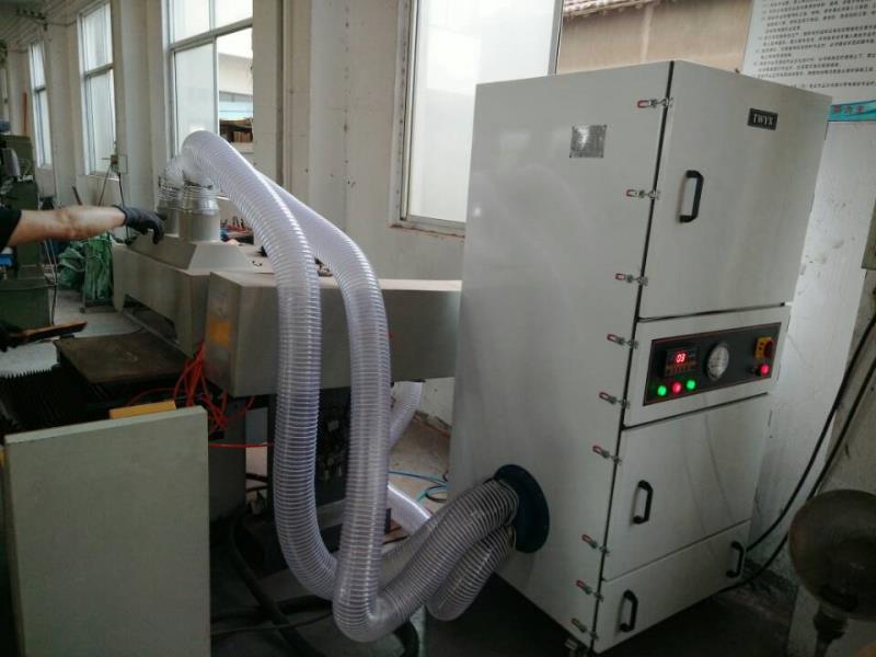 磨床吸尘器 工业集尘机 铁屑粉尘 残渣 收集工业除尘器示例图5