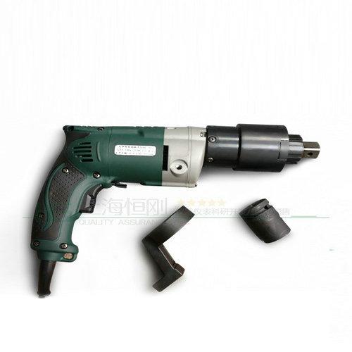 拧紧螺纹钢的电动扳手