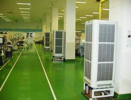 JY-12T湿膜加湿器案例5