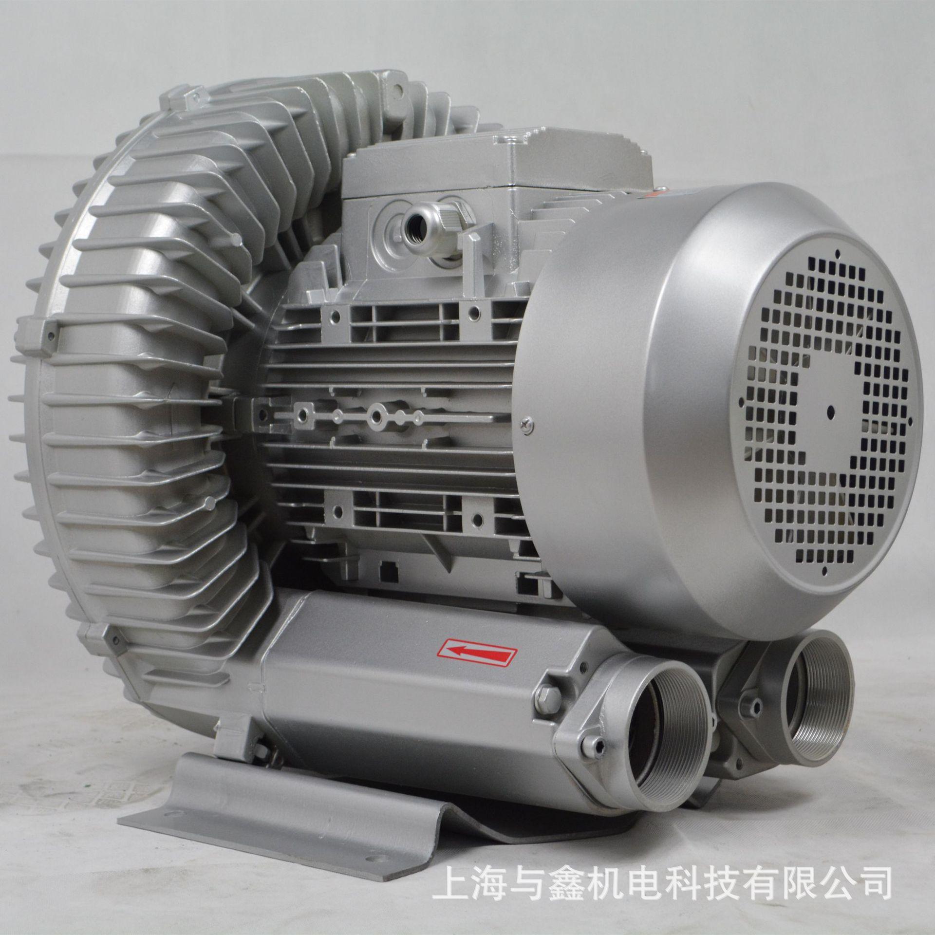 真空吸附高压风机 高负压旋涡气泵 漩涡风机示例图6