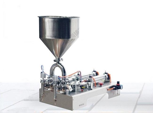 220g香菇酱调味品灌装机