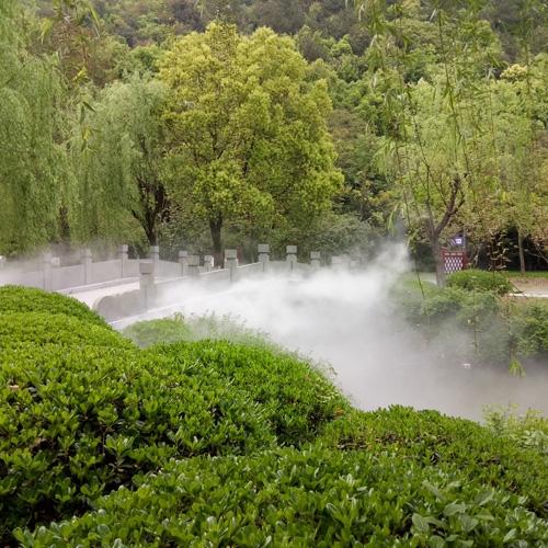 霧森景觀系統