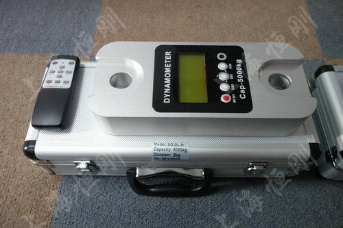 无线拉力计,200T以内带USB接口无线直视拉力计厂家