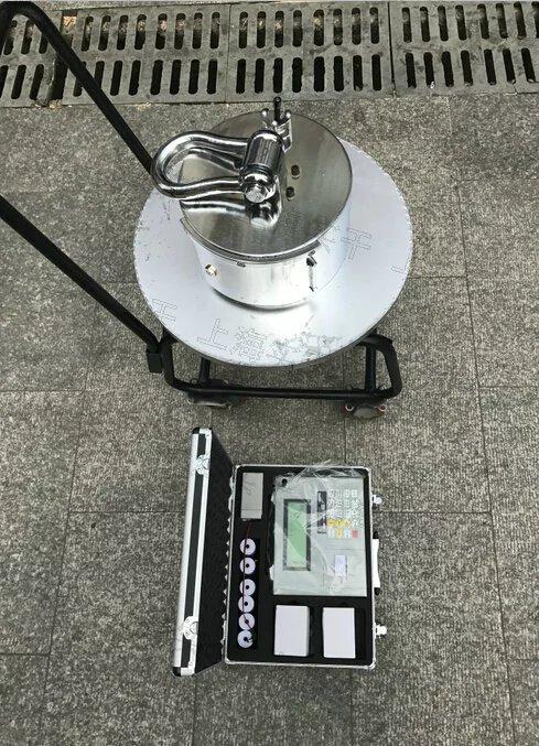 耐高温无线传输吊钩秤