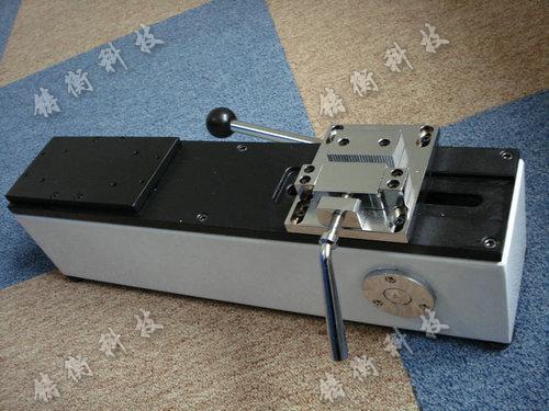 手动线束卧式拉力试验机图片