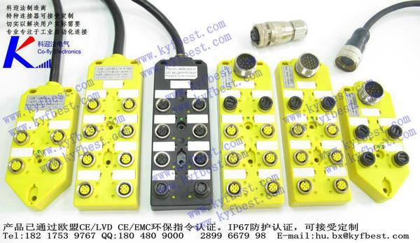 电缆长度颜色型号 3000mm黄色KYF8K-M12-K4-NPN-L3M.YE 5000mm黄色KYF8K-M12-K4-NPN-L5M.YE 3000mm黑色KYF8K-M12-K4-NPN-L3M.BK 5000mm黑色KYF8K-M12-K4-NPN-L5M.BK