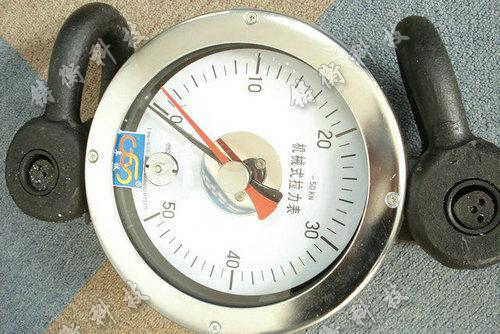 机械式测力计图片