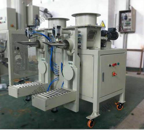 砂浆阀口包装机