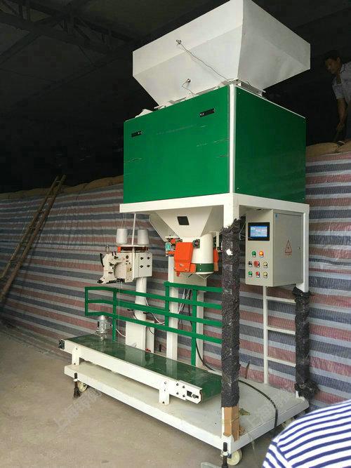 小麦种子包装机